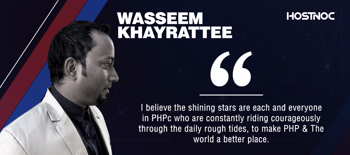 Interview With Founder of 7PHP.com | Wasseem Khayrattee