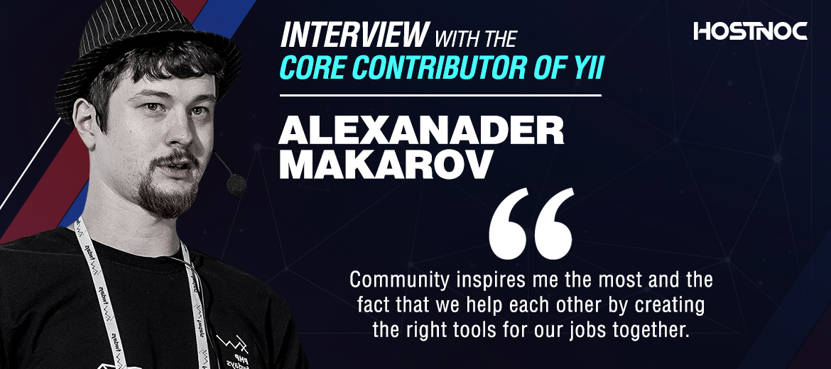 Interview With Core Contributor of Yii Framework, Alexander Makarov
