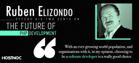 Ruben Elizondo Offers His Two Cents On The Future Of PHP Development