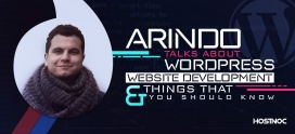 Arindo Talks About WordPress Website Development And Things That You Should Know